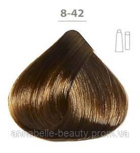 Стойкая крем-краска DUCASTEL Subtil Creme 8-42 светлый блондин медный перламутровый, 60 мл