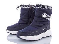 Зимние сапоги дутики SNOW Fashion от Caroc.
