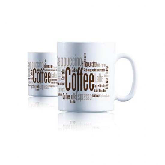 Кружка чайная цилиндрическая Luminarc Coffeepedia 320 мл (N1237)