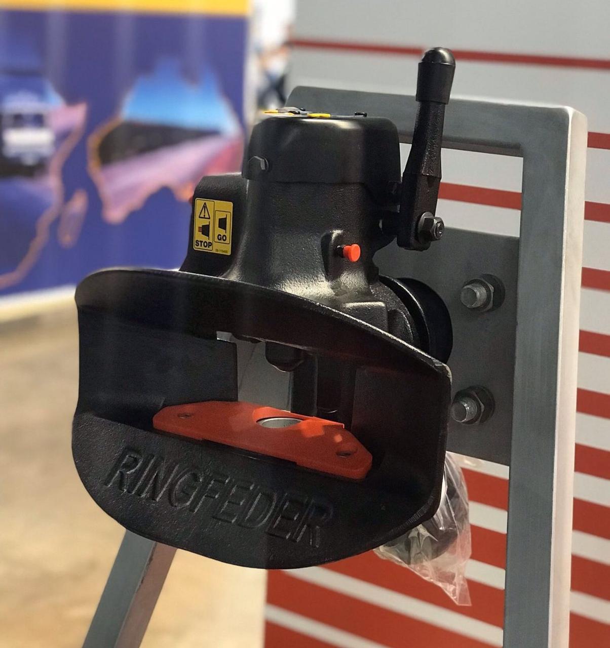 Тягово сцепное устройство ТСУ 4040/G150A (палец 40) Ringfeder HYVA