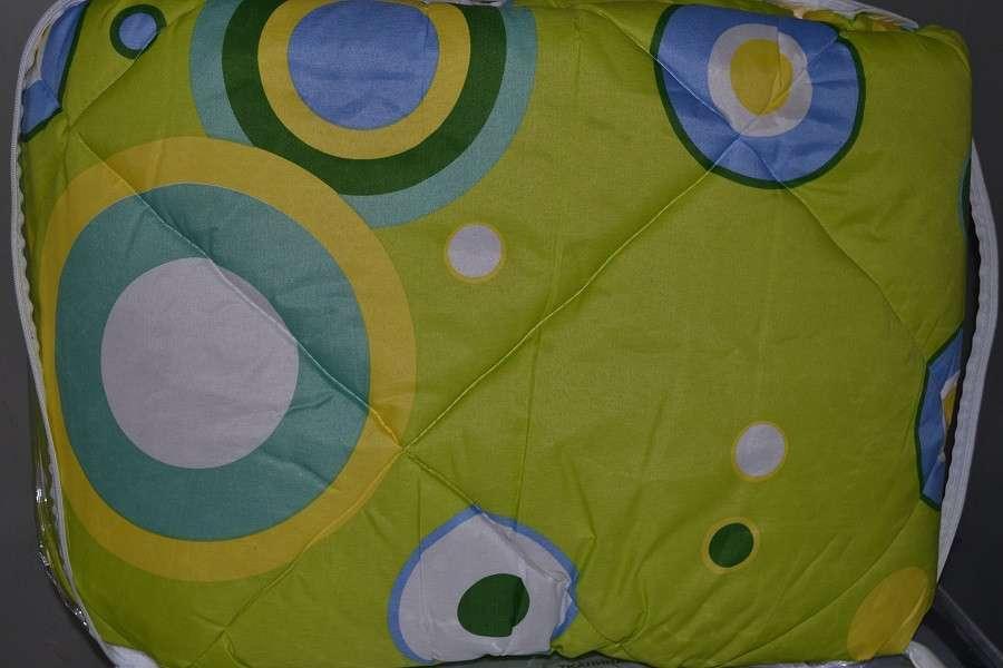 Одеяло закрытое овечья шерсть (Бязь) Двуспальное Евро T-51292