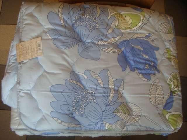 Одеяло закрытое овечья шерсть (Бязь) Двуспальное Евро T-51293