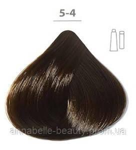 Стойкая крем-краска DUCASTEL Subtil Creme 5-4 светлый шатен медный, 60 мл