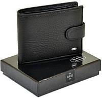 Мужской кожаный кошелек портмоне правник Dr. Bond, Натуральная Кожа