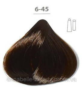 Стойкая крем-краска DUCASTEL Subtil Creme 6-45 тёмный блондин медный красное дерево, 60 мл