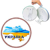 Копилка сувенир Карта Украины
