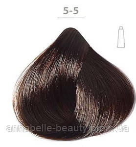 Стойкая крем-краска DUCASTEL Subtil Creme 5-5 светлый шатен красное дерево, 60 мл
