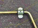 Стабилизатор устойчивости Заз 1102 1103 таврия славута передний с рычагами усиленными, фото 3