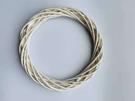 Заготовка для венка белая(25 см), фото 2