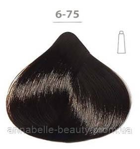 Стойкая крем-краска DUCASTEL Subtil Creme 6-75 тёмный блондин каштановый красное дерево, 60 мл