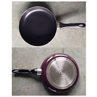 Сковорода, антипригарное покрытие, с индукционным дном, FG-28IN
