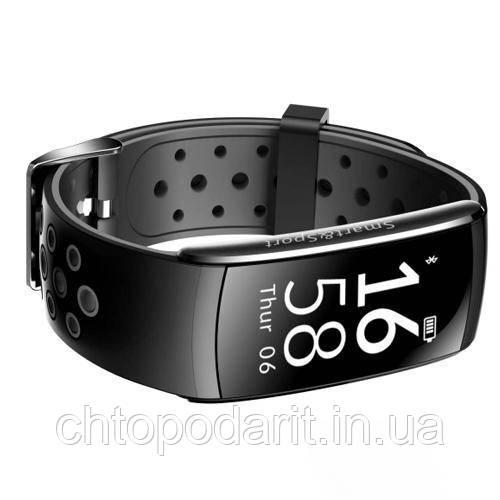 Фитнес браслет Фитнес-браслет Q8 - черный  Код 10-7863