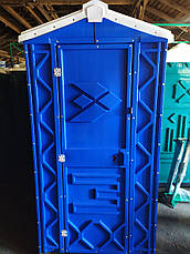 Биотуалет кабина передвижная автономная для дачи, фото 3