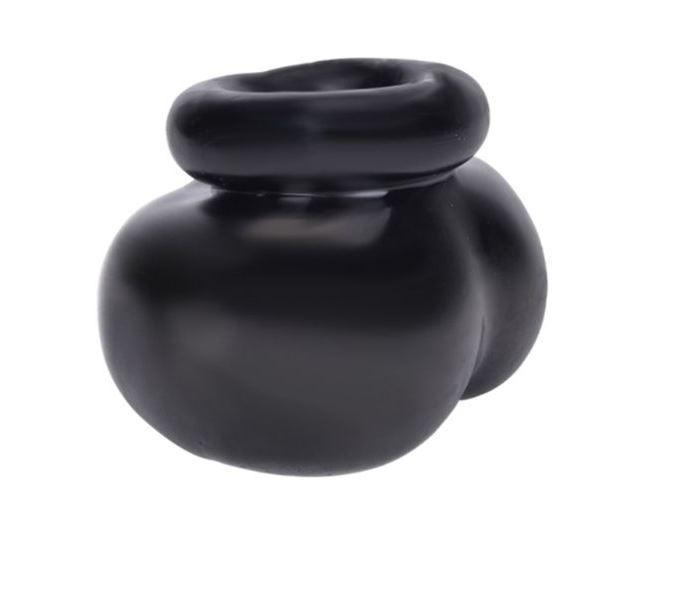 Эрекционное кольцо на мошонку для задержки эякуляции