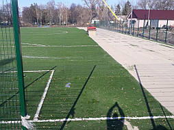 Укладка искусственной травы 60 мм, 4136 м2, с.Мировка, Кагарлыцкий р-н 13