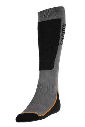 Шкарпетки лижні Emmitou 44-46 Black-Orange, фото 3