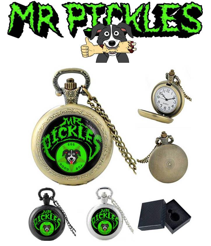 Карманные часы Мистер Пиклз / Mr. Pickles