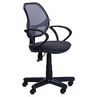 Кресло Чат/АМФ-4 сиденье А-14/спинка Сетка серая