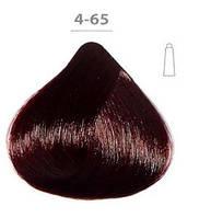 Стойкая крем-краска DUCASTEL Subtil Creme 4-65 - шатен красный красное дерево, 60 мл