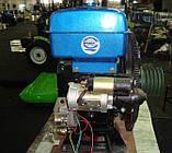 Дизельный двигатель ДД1115ВЭ (24 л.с.), фото 4