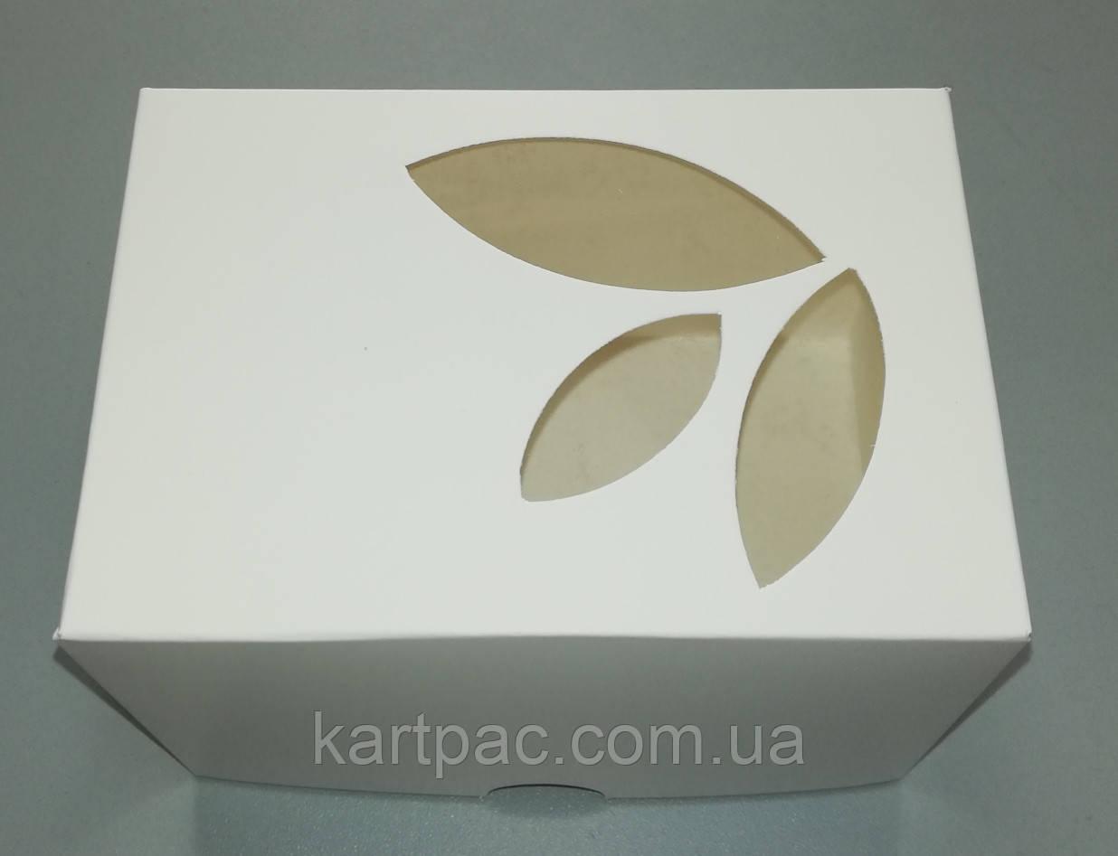 Коробка для 1 капкейка 120х85х90