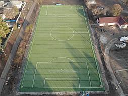 Укладка искусственной травы 60 мм, 4136 м2, с.Мировка, Кагарлыцкий р-н 19