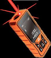 Лазерний далекомір 60 метрів NEO Tools 75-201