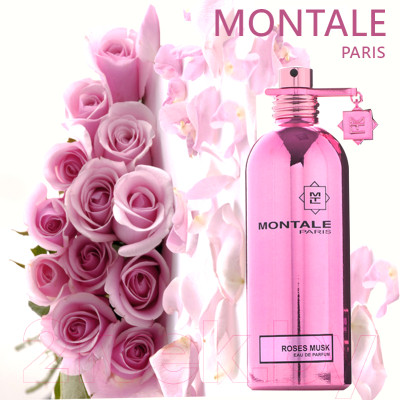 Montale Roses Musk парфюмированная вода, тестер 100 мл