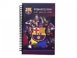 "Блокнот А5 ""Barcelona"", 80 листов, TM Kite, BC14-221K"