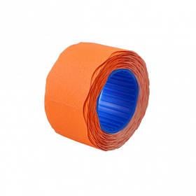 Цінник флюо TCBL2616X 5,60 м, овал 350шт/рол (оранж.)