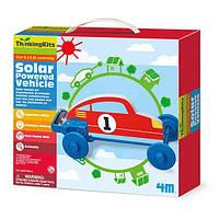 Набор для творчества 4M Автомобиль на солнечной энергии (00-04676), фото 1