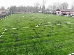 Укладка искусственной травы 60 мм, 4136 м2, с.Мировка, Кагарлыцкий р-н 23