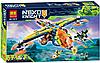"Конструктор BELA Nexo Knights 10818 ""Аеро-арбалет Аарона"" (Аналог Lego Nexo Knights 72005)"