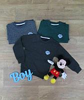Джемпер детский на мальчика теплый,Детская одежда Турция,интернет магазин,Турецкая одежда,начес