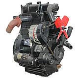 Дизельный двигатель TY2100IT (24 л.с.), фото 2