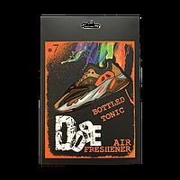 Стильный ароматизатор Dope Cross  для авто с запахом духов Hugo Boss Bottled Tonic