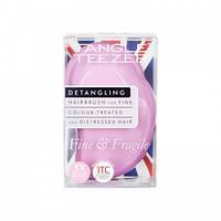 Расческа для волос Tangle Teezer The Original Fine & Fragile @Pink Dawn Цвет: лиловый, фото 1