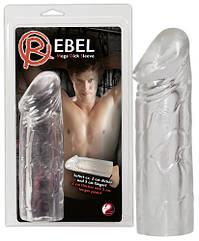 Насадка на член - Rebel Mega Dick Sleeve