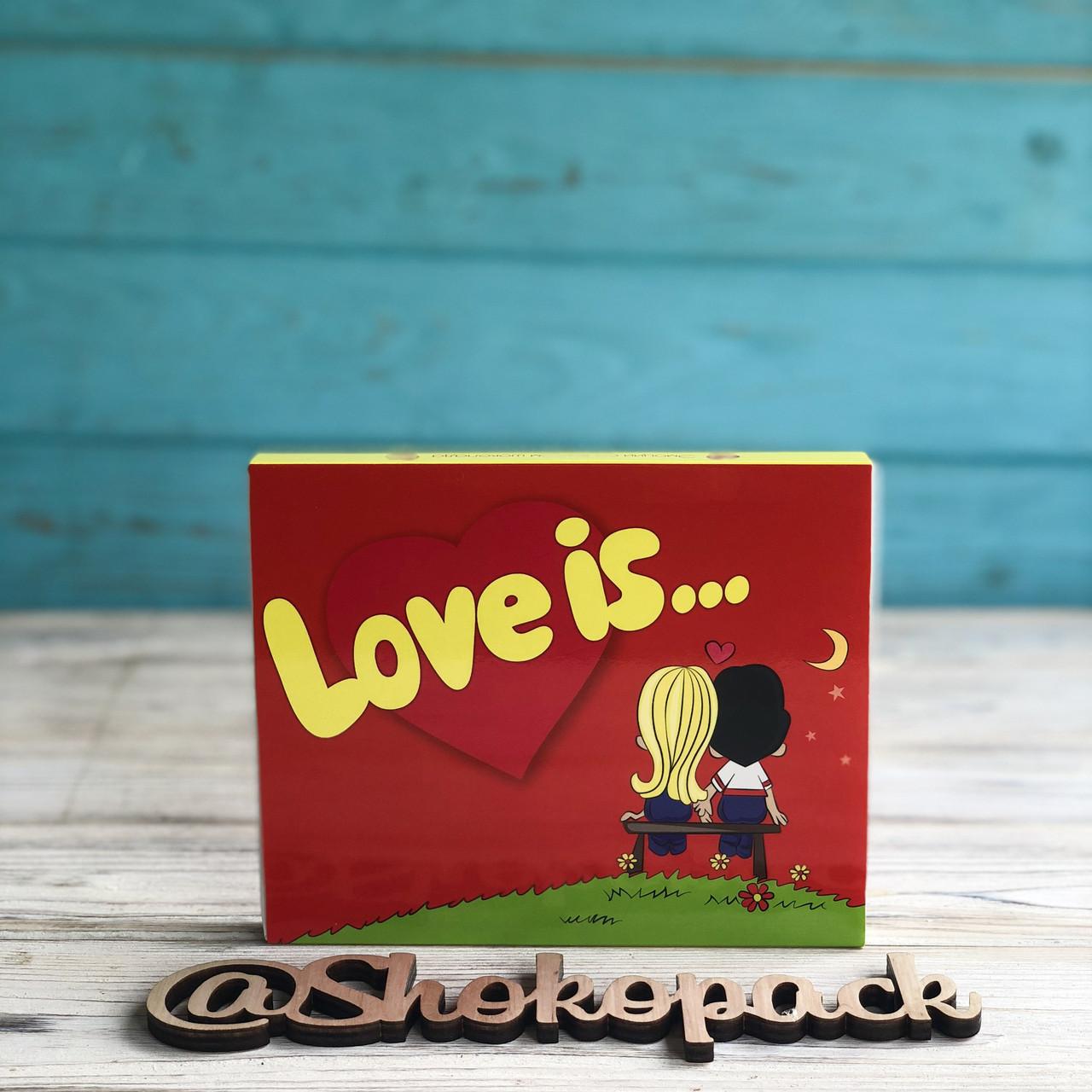 Шоколадный набор Shokopack Подарок блогеру 12 х 5 г Молочный