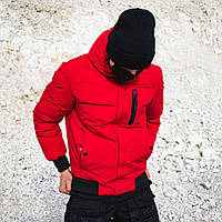 Зимняя мужская куртка Omar двусторонняя