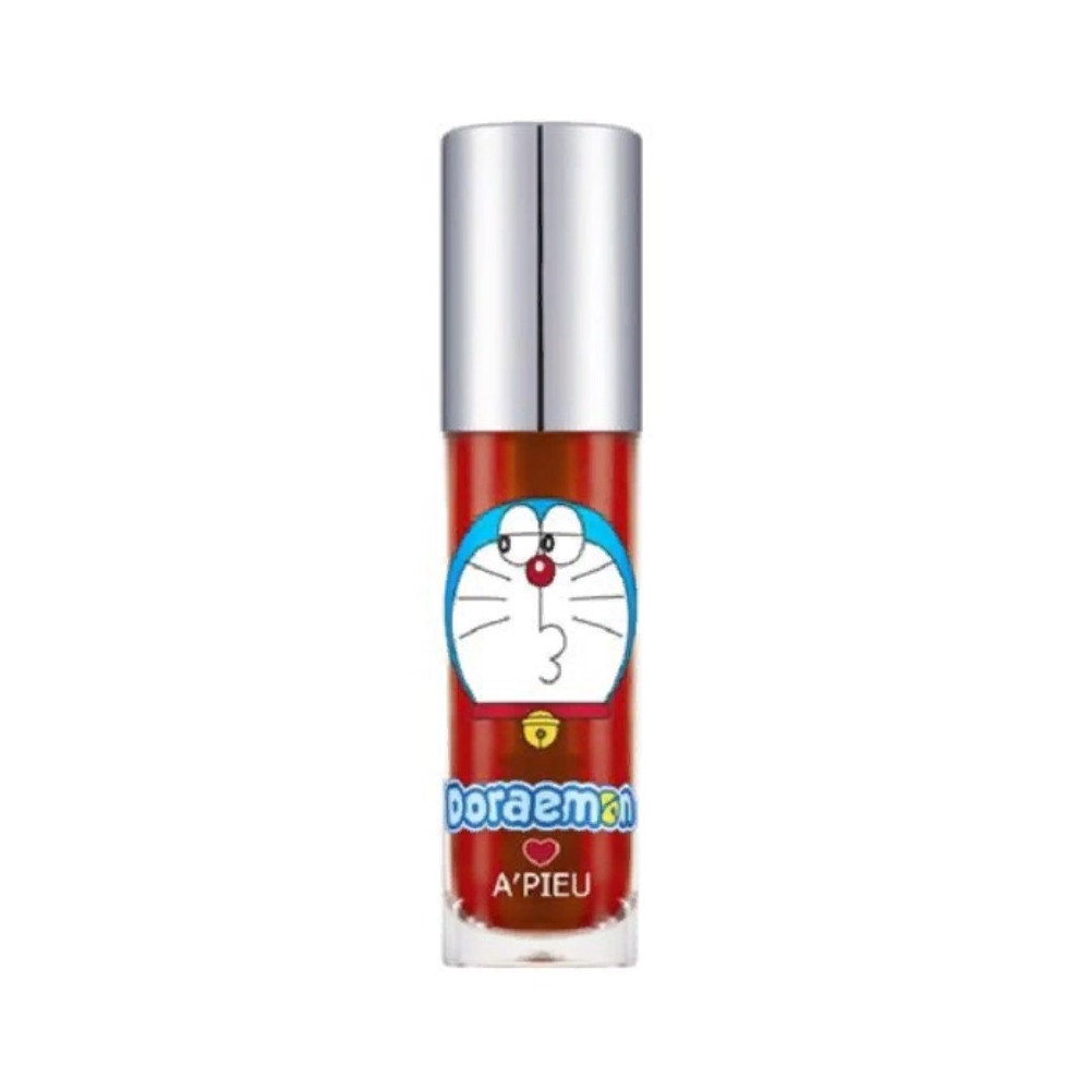 Тинт-желе для губ A'Pieu Doraemon Edition Jelly Marmalade Orange, 5 г (8806185740661)