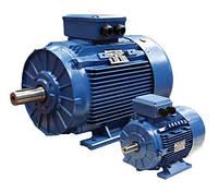 Электродвигатель АИР 71 B6 0,55кВт 1000 об./мин. (лапы)