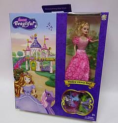 Кукла с пони, 6629A-1