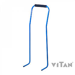 Ручка-толкатель для санок Vitan 7560 голубой лак