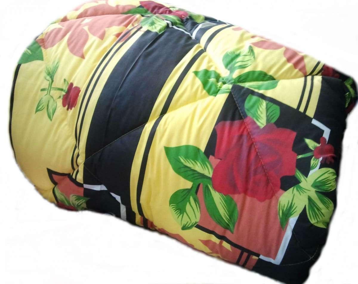 Одеяло закрытое овечья шерсть (Поликоттон) Двуспальное Евро T-51086