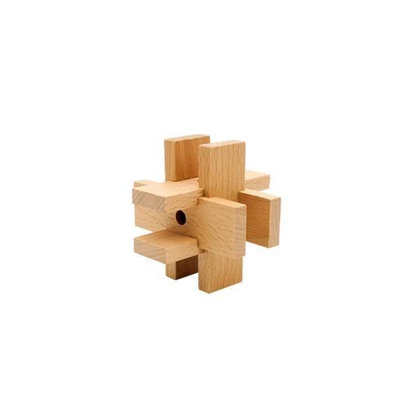 Деревянная игрушка Головоломка MD 2056 (Ловушка MD 2056-6) суперпредложение