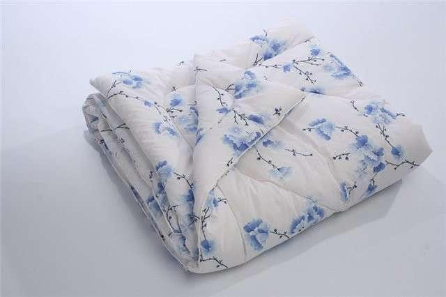 Одеяло закрытое овечья шерсть (Поликоттон) Полуторное T-51115