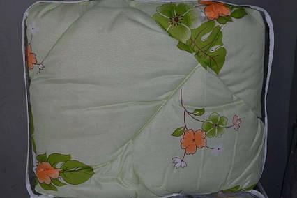Одеяло закрытое овечья шерсть (Поликоттон) Полуторное T-51116, фото 2