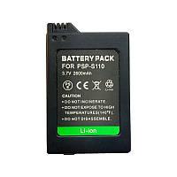 Aккумуляторная батарея Alitek для Sony PSP-S110, 2600 mAh