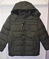 Качественная мужская куртка , очень теплая C -32